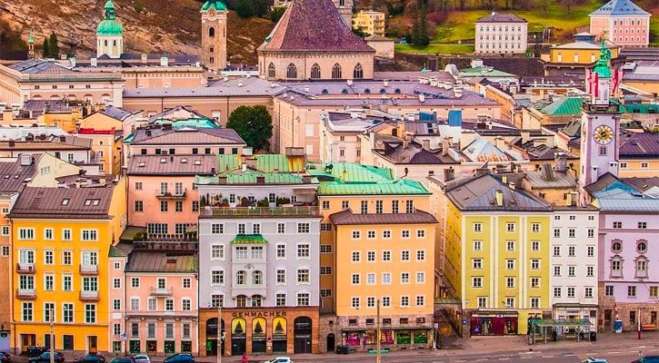 Как поступить в австрийский вуз из России Украины 2020