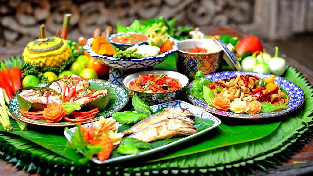 thai food - Как подготовиться к отдыху в Таиланде?