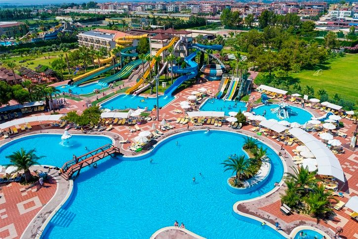 Отель Сlub Turan Prince World 5*