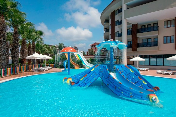 Отель Selge Beach Resort & SPA 5*