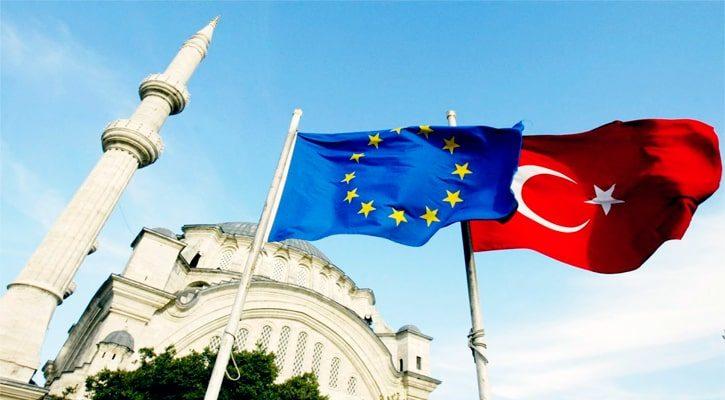 Является ли Турция членом Европейского союза?