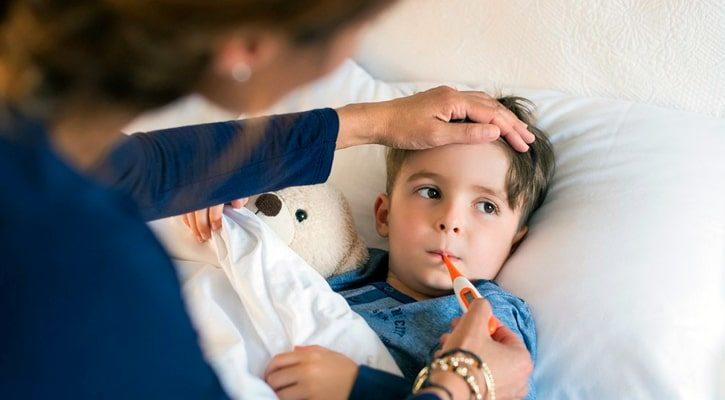 Из-за чего ребенок может заболеть в Турции