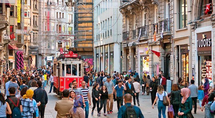 Уровень жизни и цены в Турции