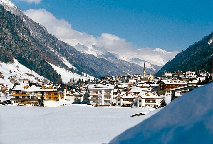 Курорт Ишгль, Австрия
