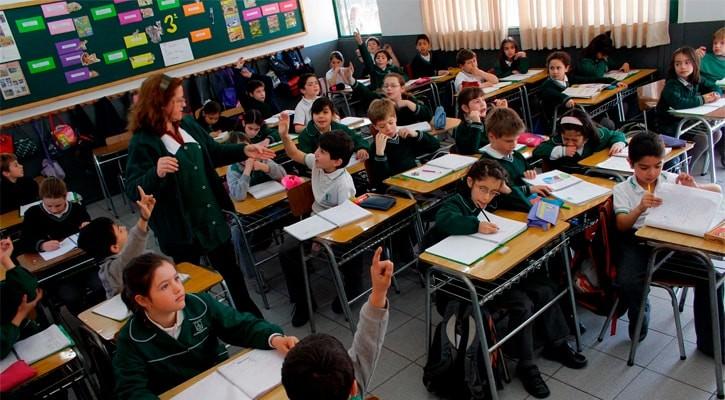 Частная школа в Испании. Урок