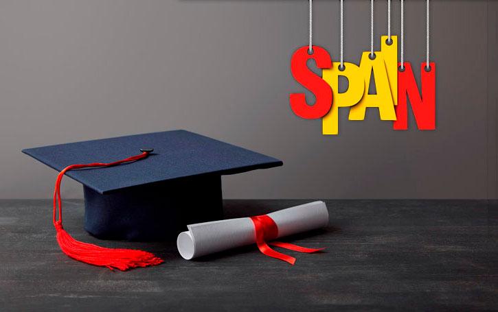 Как подтвердить диплом в Испании